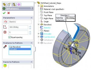 solidwork-wheel-circular-pattern