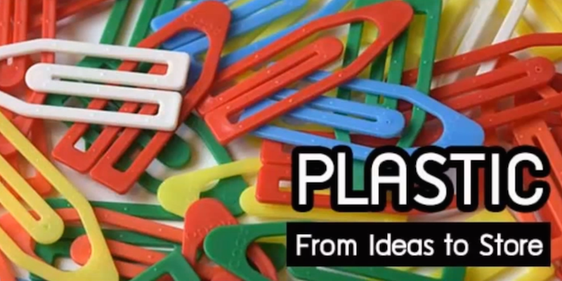 Plastic – From Ideas to Store