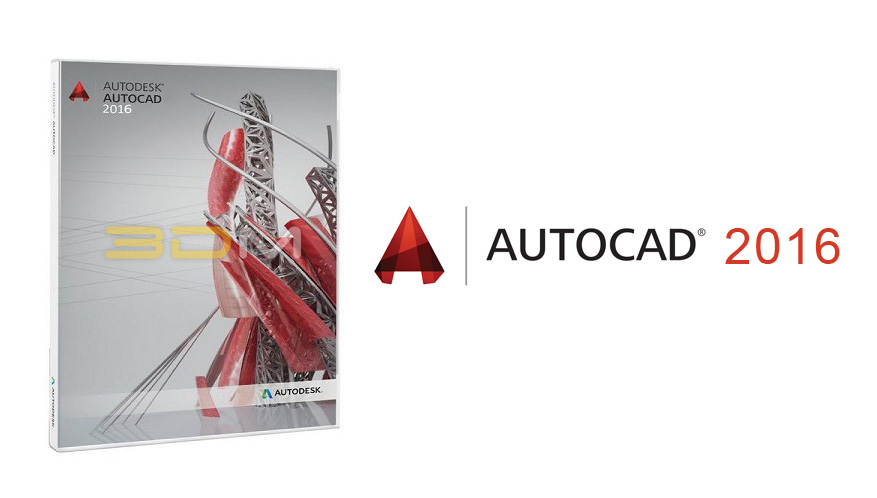Autodesk-AutoCAD-2016-Crack-2D-and-3D-Designing-Software